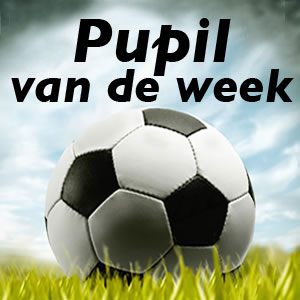 Pupil van de week, Sam Huijbers, zaterdag 8 december 2018