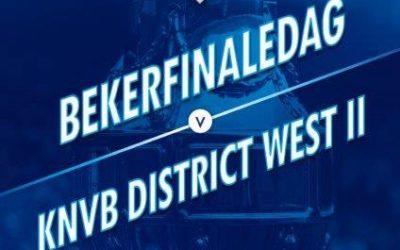 S.V. Loosduinen 5 – SC Monster 11, KNVB bekerfinale, zaterdag 2 juni 2018 bij RCL