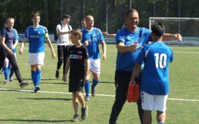 S.V. Loosduinen klopt sv Madestein in het restant met 4-2