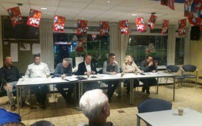 Mutaties bestuur S.V. Loosduinen op de komende ledenvergadering