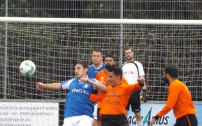S.V. Loosduinen klopt S.V. Houtwijk zondag met 3-8