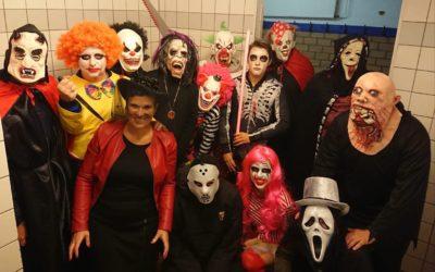 Halloween bij S.V. Loosduinen (met veel foto's)