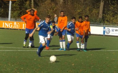 Weer monsterscore S.V. Loosduinen 11-0 tegen Wanica Star