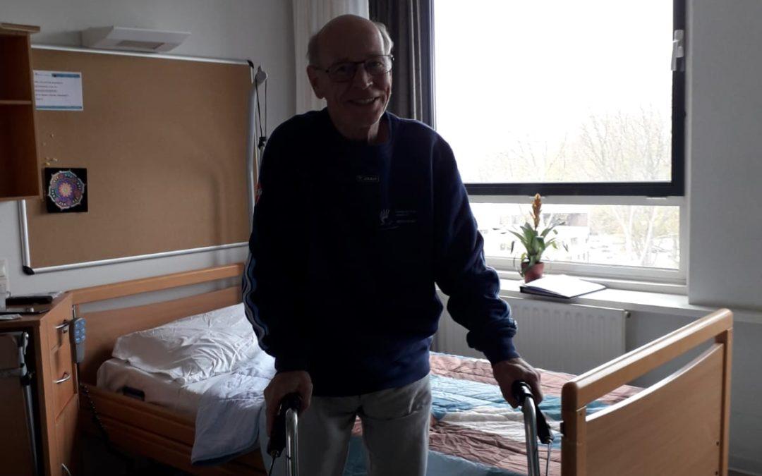 Leo van der Ree in de ziekenboeg (update)