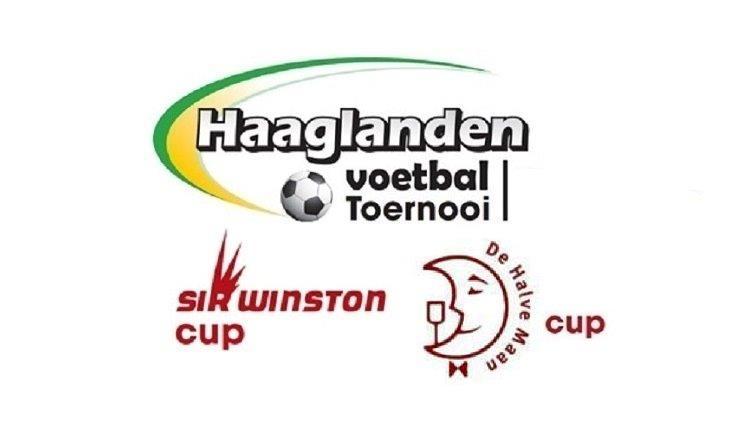 S.V. Loosduinen loot de winnaar van Vredenburch/Quick Steps voor de Halve Maan Cup