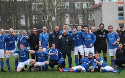 Selectie S.V. Loosduinen blijft grotendeels intact het komende seizoen