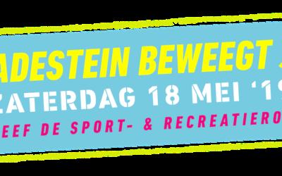 S.V. Loosduinen doet mee met MADESTEIN BEWEEGT JE 2019 op 18 mei a.s.