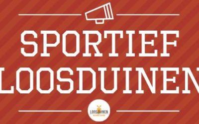 Sportief Loosduinen, zaterdag 13 april 2019