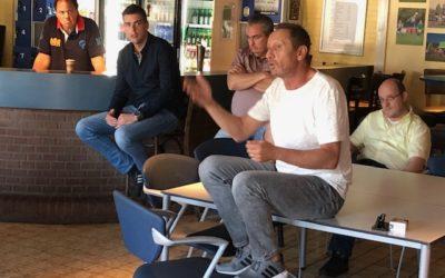 A-selectie S.V. Loosduinen trapt af voor het nieuwe seizoen