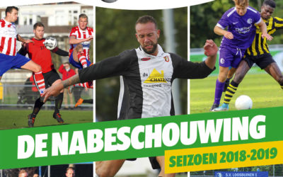 Haaglanden Voetbal, de NABESCHOUWING 2018-2019