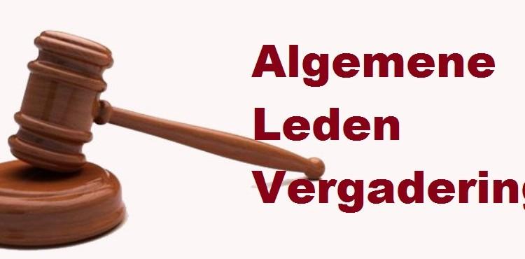 Uitnodiging Algemene Ledenvergadering S.V. Loosduinen, woensdag 30 oktober 2019