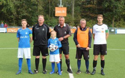 Weer nipte nederlaag S.V. Loosduinen, 1-2 tegen KMD (verslag en foto's)