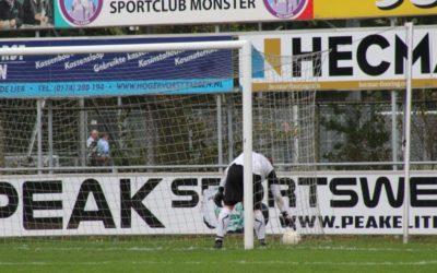 S.V. Loosduinen lijdt zware nederlaag bij Sportclub Monster
