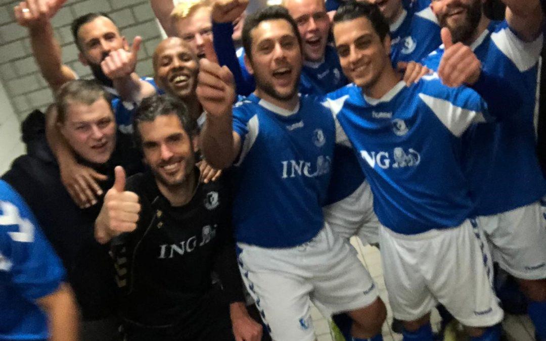 Verslag Naaldwijk 3 – S.V. Loosduinen, 2 november 2019