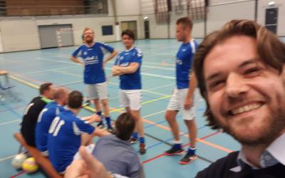 S.V. Loosduinen sleept de punten uit het vuur in Scheveningen
