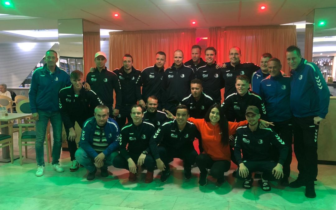Dag 3, 4 en 5 trainingskamp S.V. Loosduinen in Benidorm