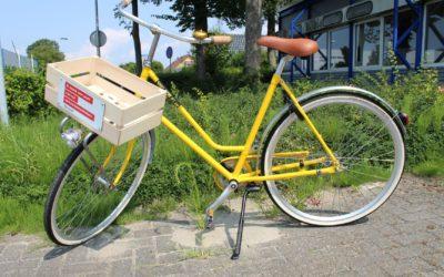 Dameselftal S.V. Loosduinen wint een Bob-fiets!