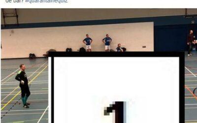 [Wedstrijdverslag] S.V. Loosduinen Zaal 1 quarantainequiz