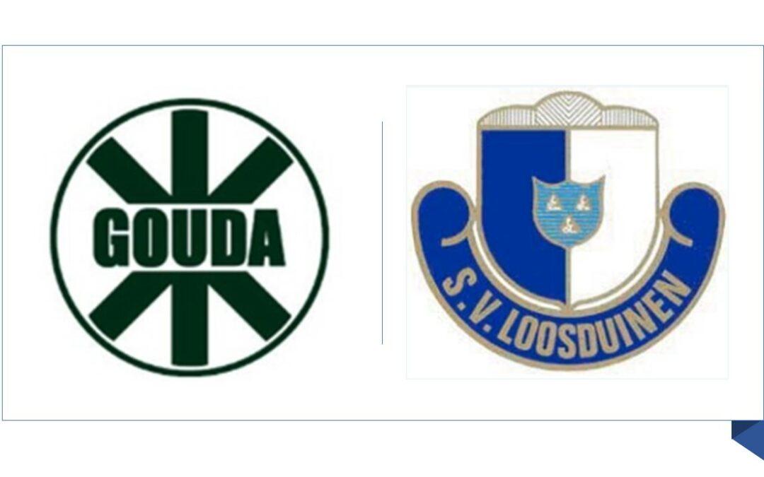 Verslag Gouda – S.V. Loosduinen