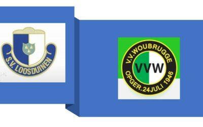 Voorbeschouwing S.V. Loosduinen vs.  V.V.Woubrugge