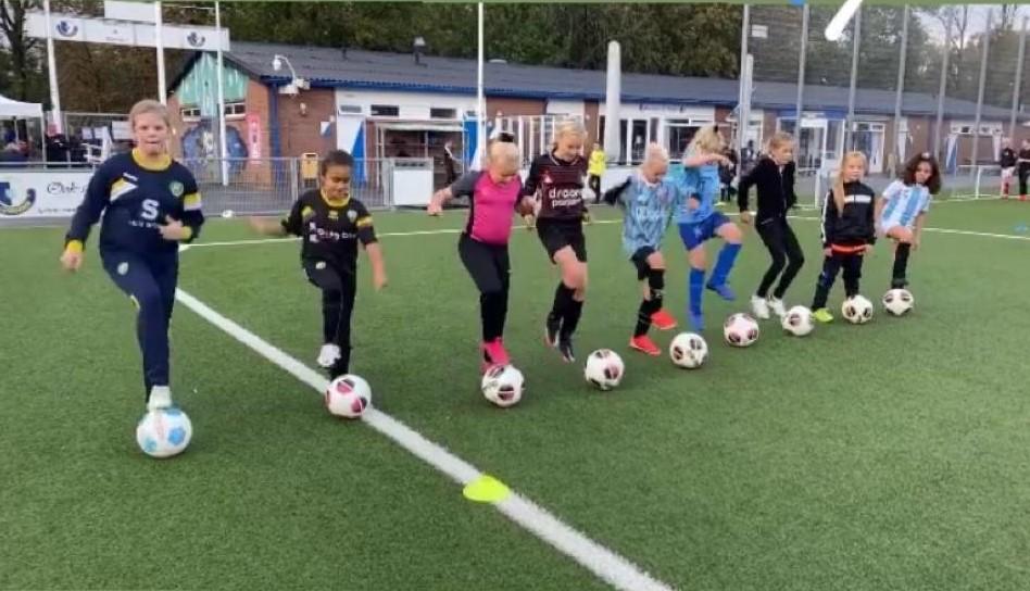 Terugblik op een week jeugdvoetbal