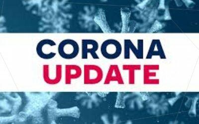 Corona update 18 november 2020