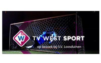 TV West op bezoek!