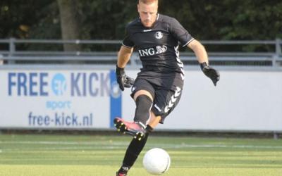 Keeper Pieter Blanken keert terug bij S.V. Loosduinen !