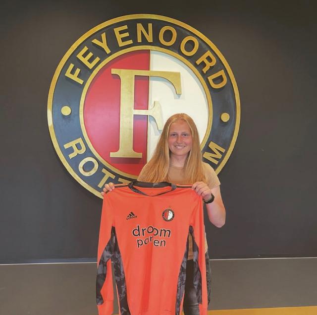 Jasmijn de Groot maakt de overstap naar Feyenoord – Vrouwen