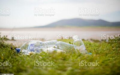 Statiegeld op plastic flesjes