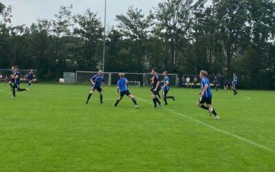 S.V. Loosduinen pakt 3e plaats op Duindorp S.V. toernooi
