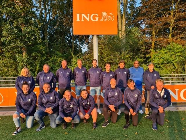 Eerste bijeenkomst jeugdtrainers, seizoen 2021-2022