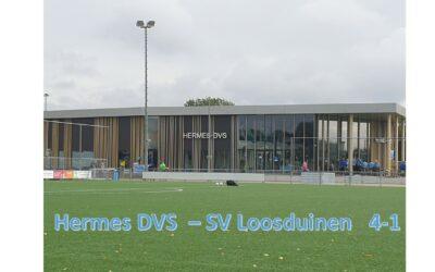 S.V. Loosduinen verliest in Schiedam